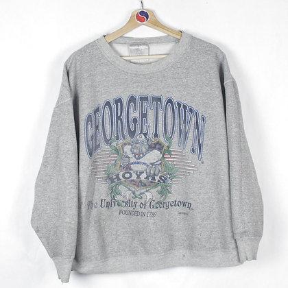 90's Georgetown Crewneck - XL