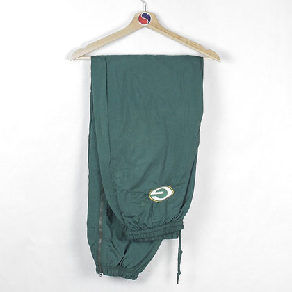 90's Champion Green Bay Packers Track Pants - L (32-34)