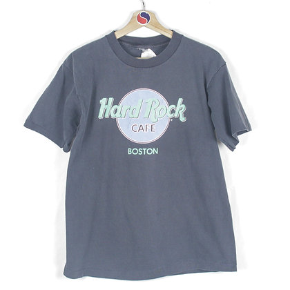 90's Hard Rock Boston Tee - L (M)