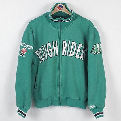 Vintage Saskatchewan Rough Riders Waves Sweatshirt - M (S)