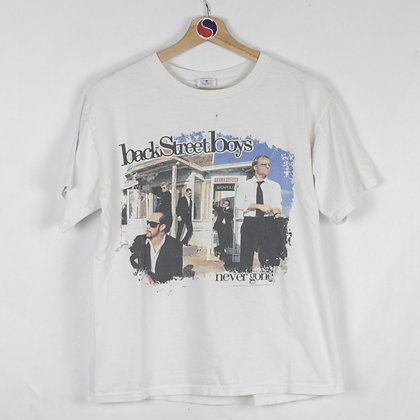 2000's Backstreet Boys Band Tee - M