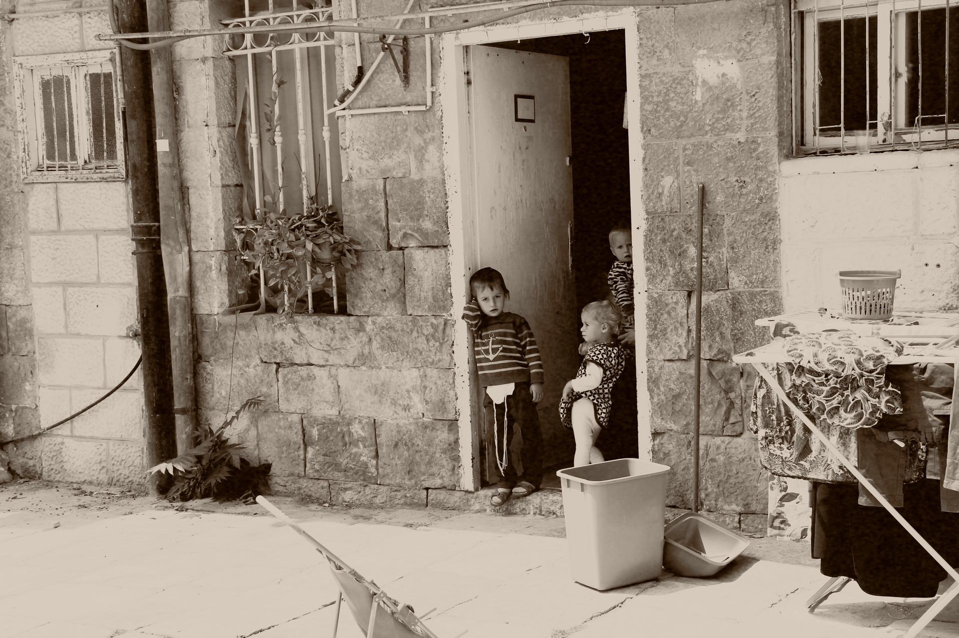 Jewish kids
