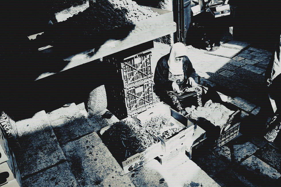 Damascus Gate, Old City, Jerusalem