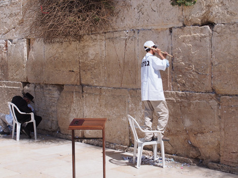 Cleaning Kotel