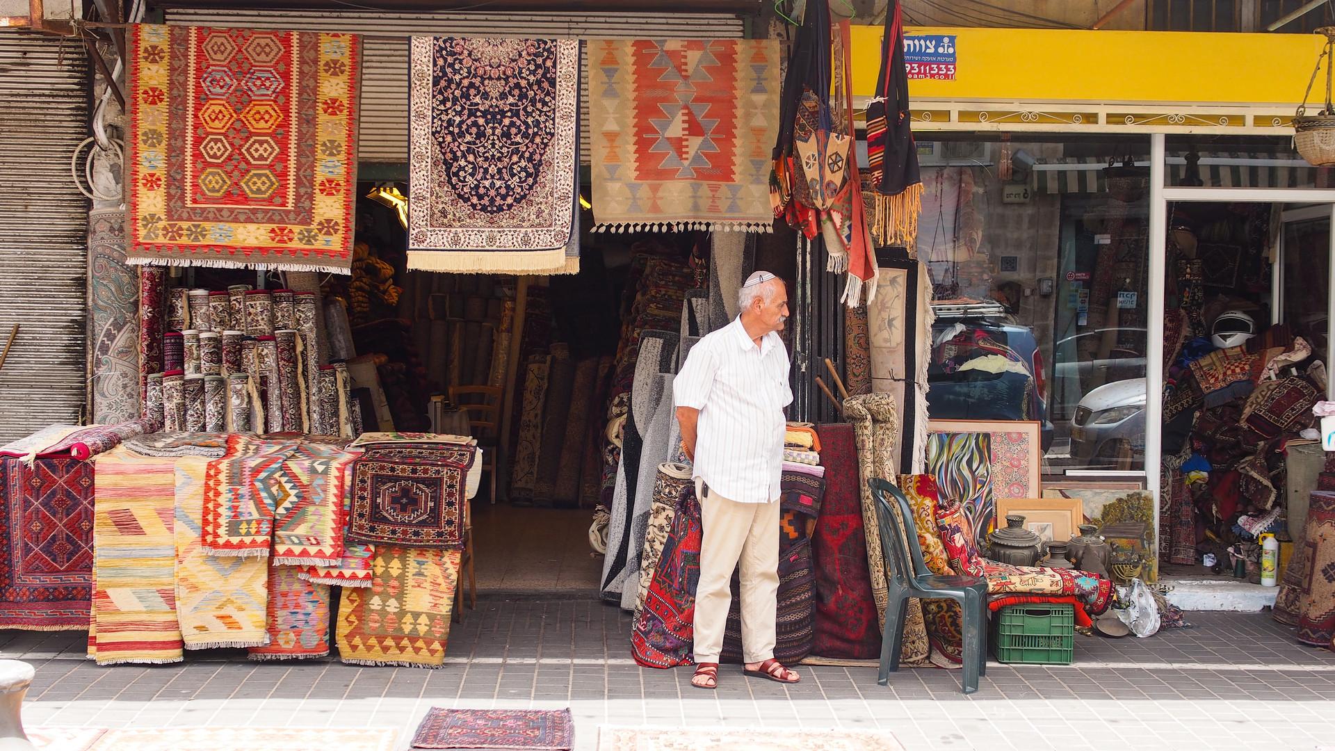 Flea Market, Old Jaffa, Tel Aviv 2018.05.23