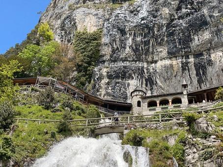 ST. BEATUS CAVES - Le grotte di St. Beatus