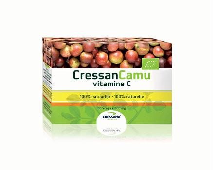 Cressana  Vitamine C 60 capsules