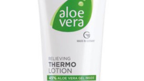 LR product uitgelicht:                    LR Thermo lotion