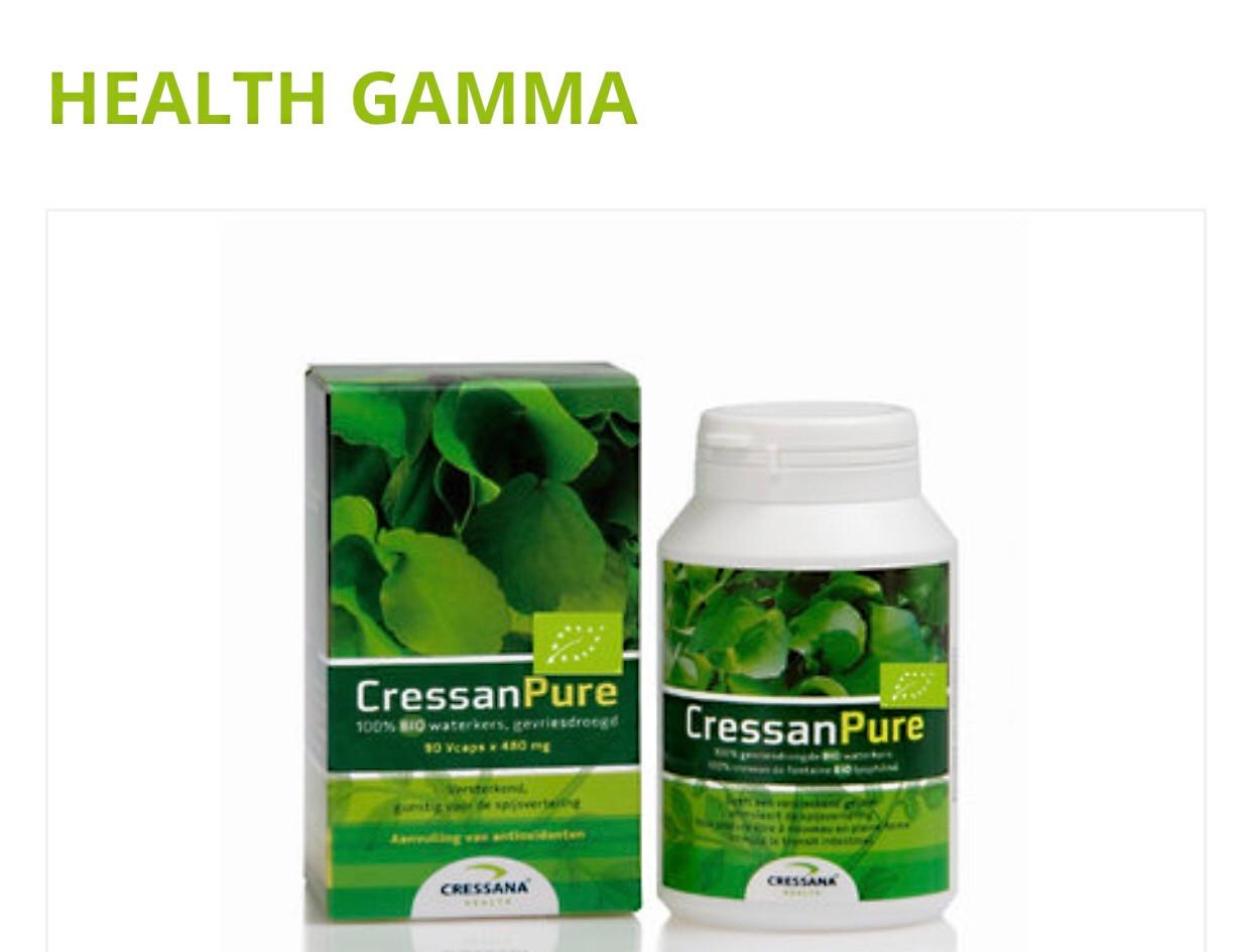 Cressana 90 capsules
