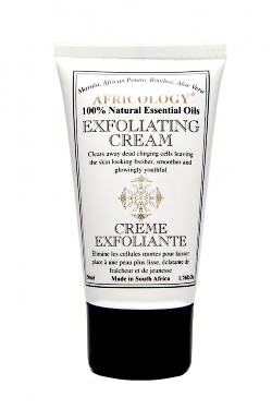 Africology exfoliating scrub