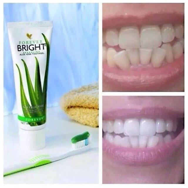 Forever tandpasta