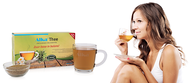 Alka tea 50 and 100 sachets