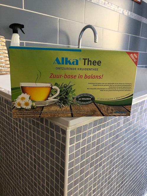 Alka thee 100 zakjes