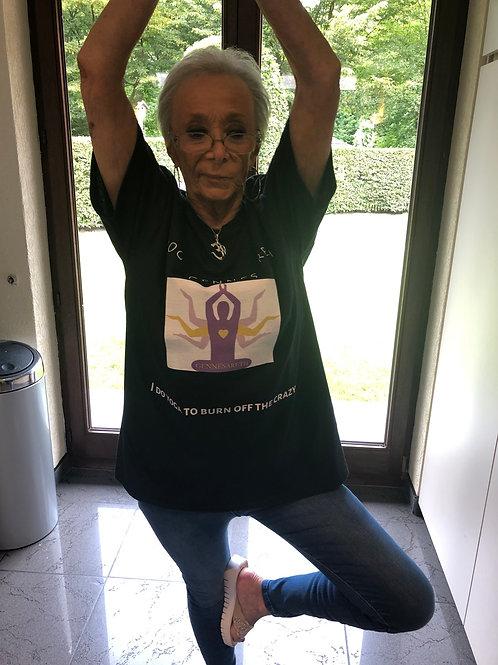 Yoga Gennesareth T-shirt (M-l-XL)