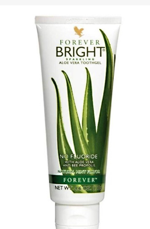 Forever Aloe toothpaste
