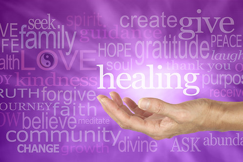 Energie healing audio download