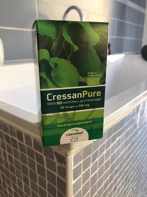 Cressan Pure 90 capsules (vegan)