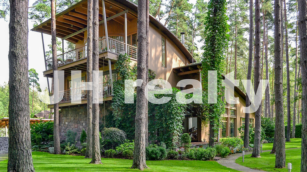 Купить дом в сосновом лесу Юрмалы, Вайвари