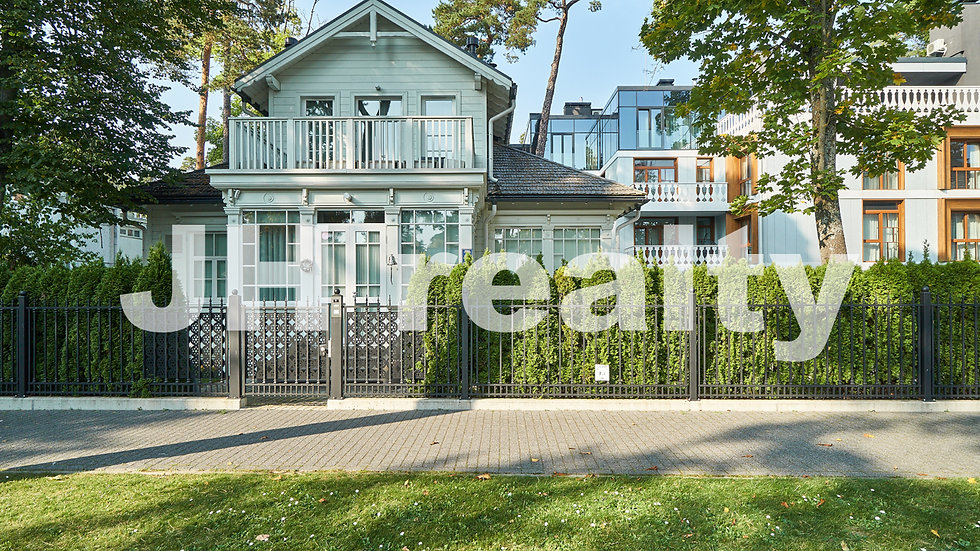 """Высококачественный дом в квартале """"LEGEND"""", Булдури"""