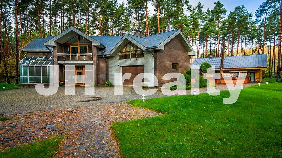 Продажа современного дома в сосновом лесу Вайвари