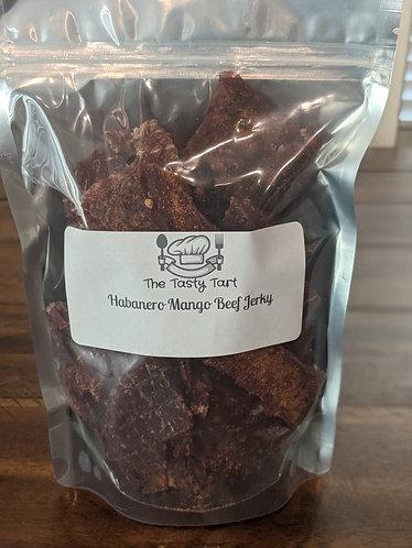 Habanero Mango Beef Jerky