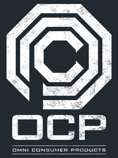 RoboCop OCP Movie Poster