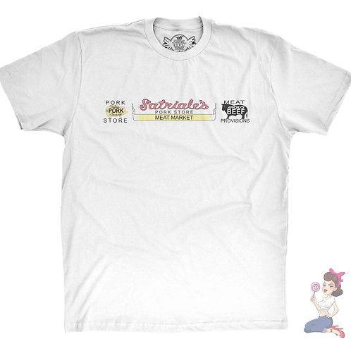 Satriale's White t-shirt