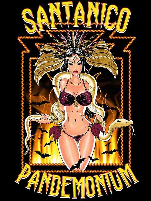 From Dusk till Dawn Santanico Pandemonium Movie Poster