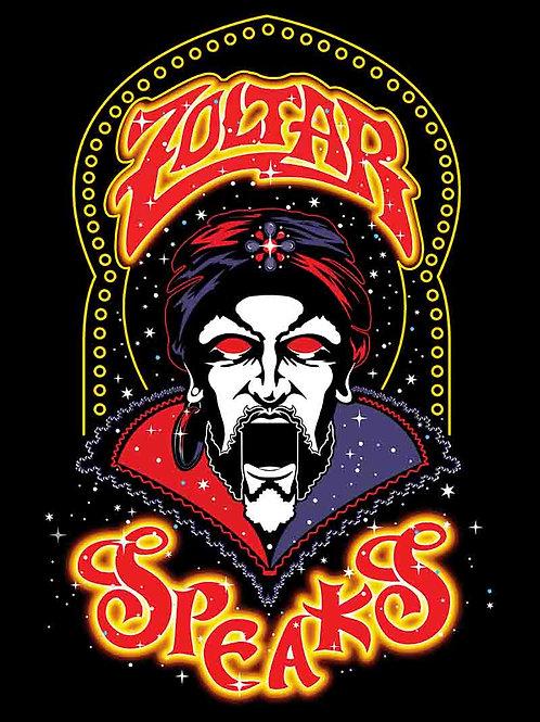 Big - Zoltar Speaks Movie Poster