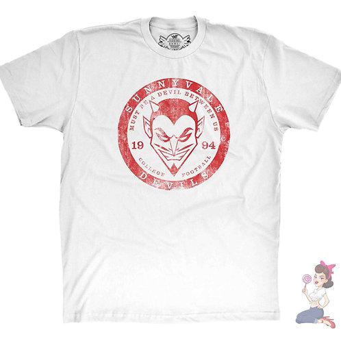 Fear Street Sunnyvale Devils Men's White t-shirt