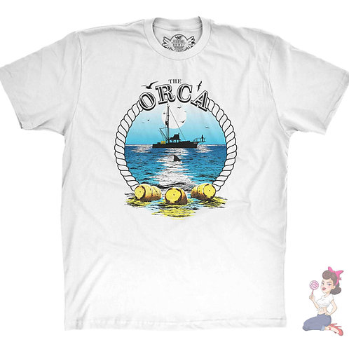 Jaws The Orca t-shirt