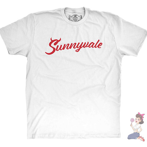 Sunnyvale Cheerleaders t-shirt