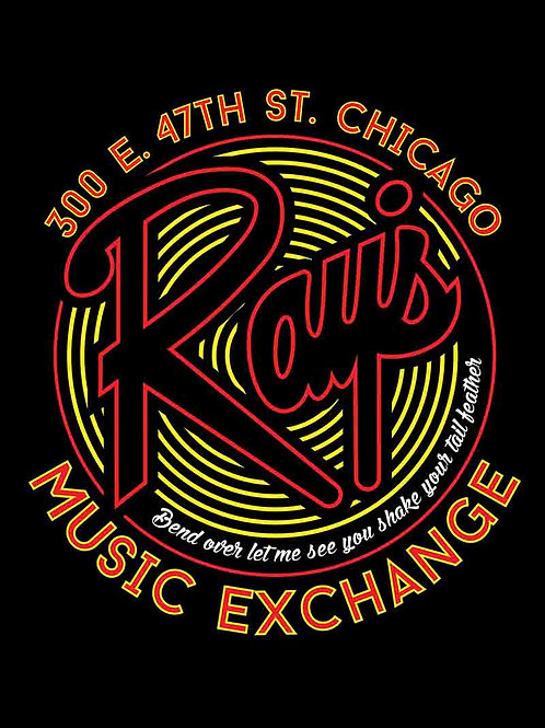 Ray's Music Exchange Movie Poster