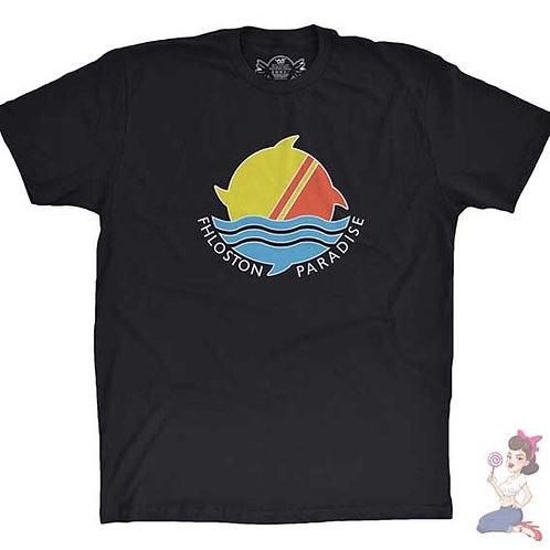 Fhloston Paradise black t-shirt