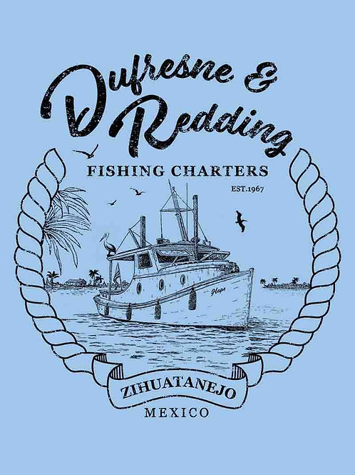 The Shawshank Redemption - Dufresne & Redding fishing Charters Poster