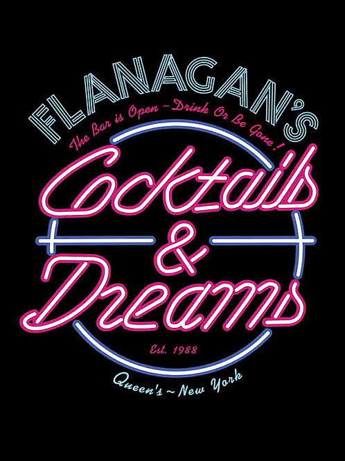 Cocktail Flanagan's Cocktails and Dreams Movie Poster