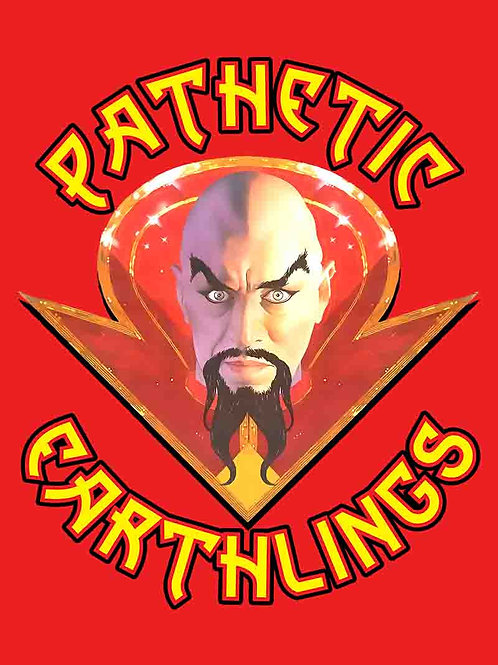 Flash Gordon Ming The Merciless Poster