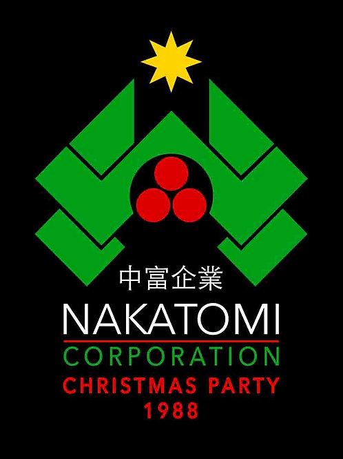 Die Hard Nakatomi Movie Poster