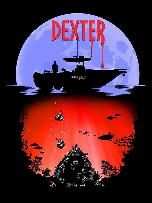 Dexter Television Poster