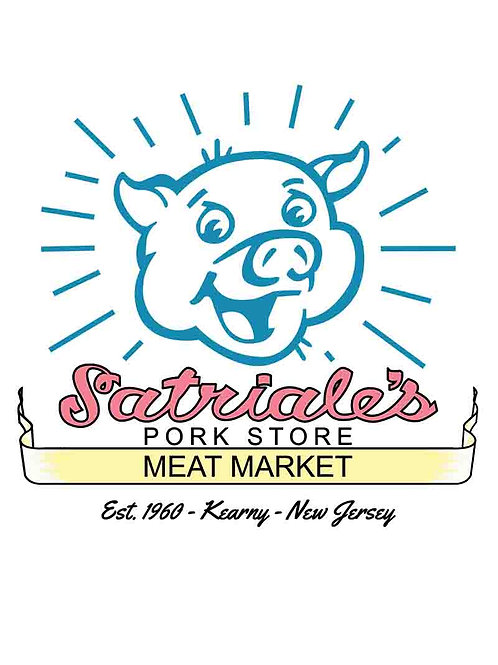 The Sopranos Satriale's Pork and Meat Store Poster