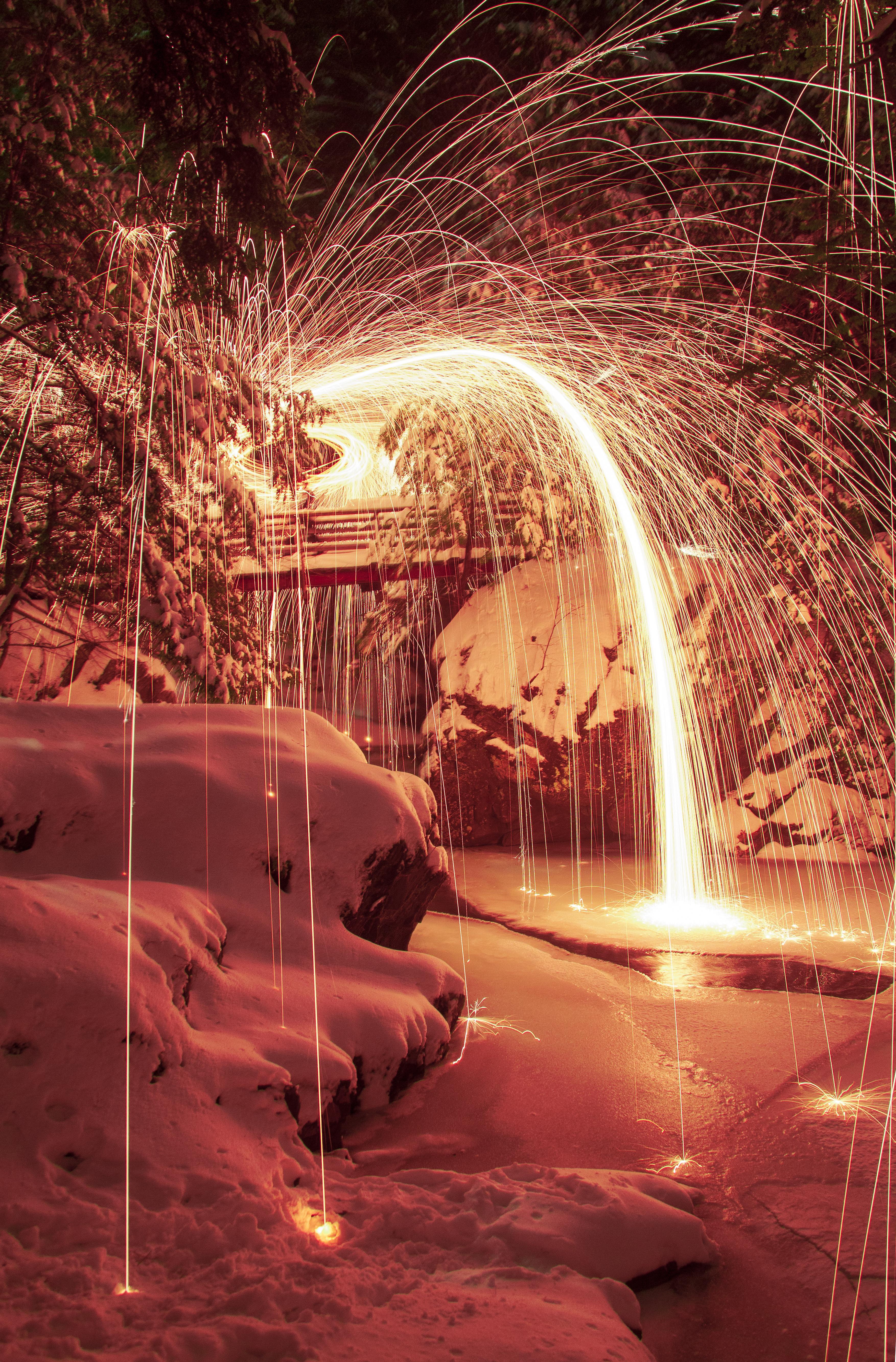 Falls of Flames