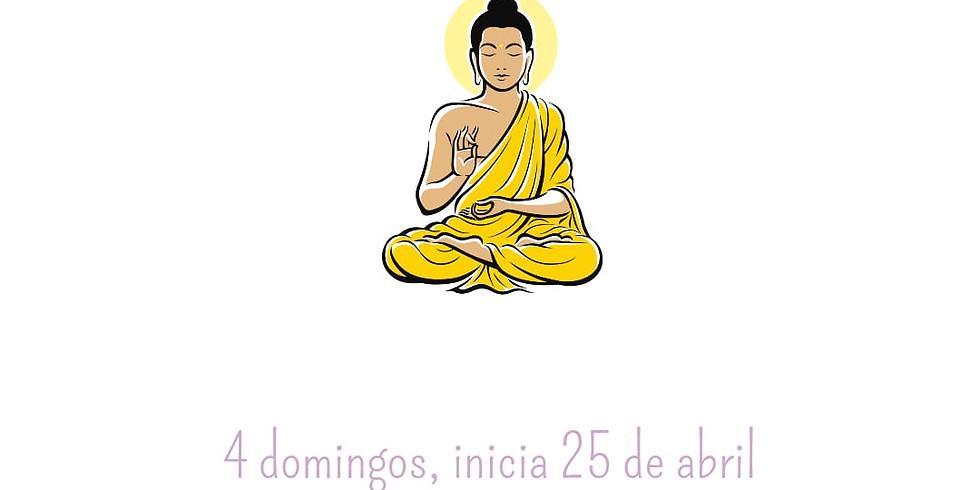 Un Corazón Abierto: Las Cuatro Moradas Buda (en línea)