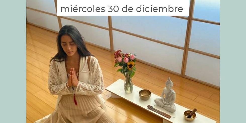 Cerrando un ciclo, Meditación especial.