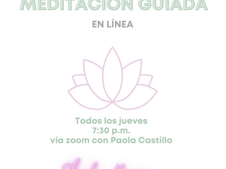 ¿No logras concentrarte? Intenta con clases de meditación?