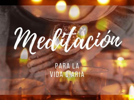 8 efectos beneficiosos de la meditación
