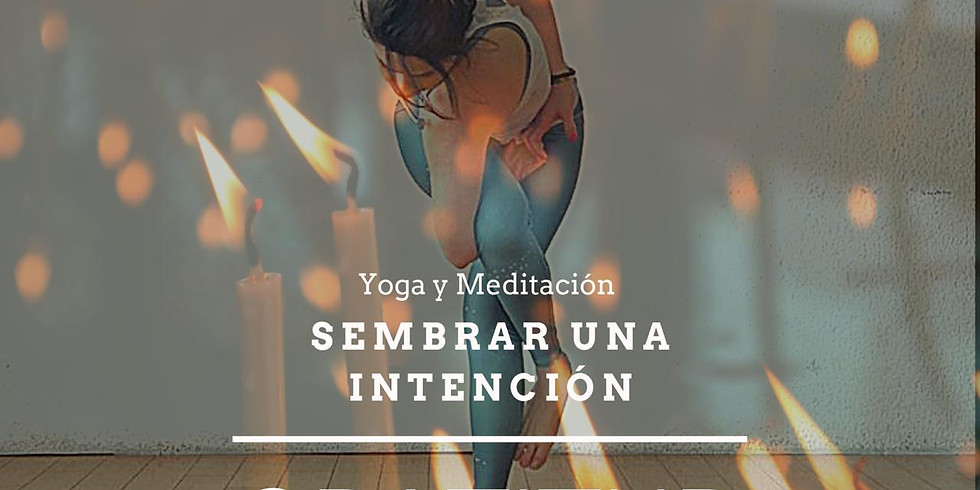 Yoga y Meditación Online: Sembrar una intención Gratitud