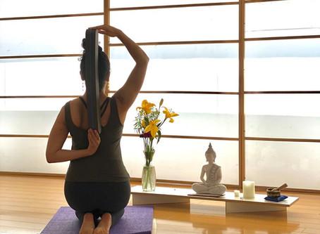 Hacer yoga una vez a la semana puede ayudarte a combatir la ansiedad y la depresión