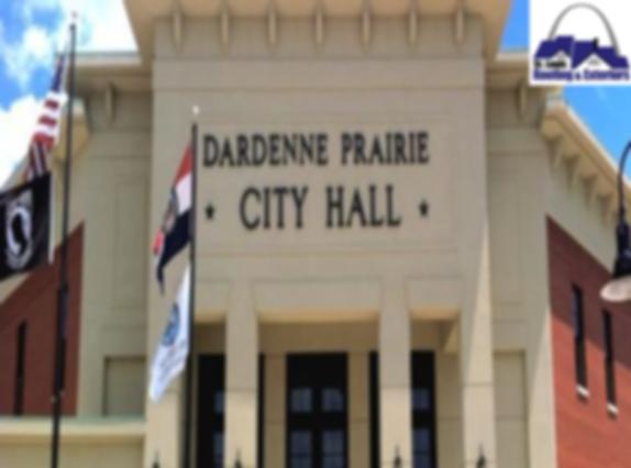 Dardenne Prairie, Missouri Roofing Company