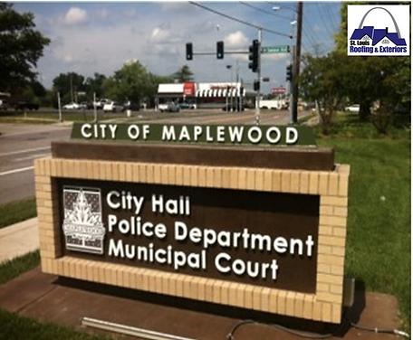 Maplewood, Missouri Roofing Company