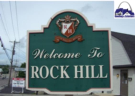 Rock Hill, Missouri Roofing Company